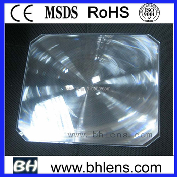 OHP-310*310 of optical acrylic for STAGE LAMP