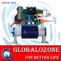 5g longevity ozone tube generator assembly with transformer