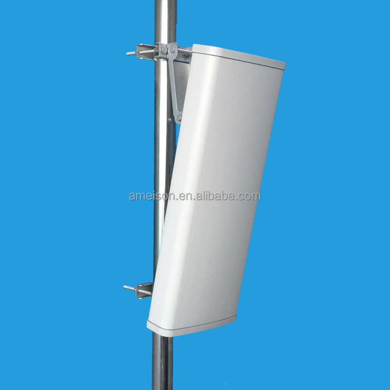 Antenna Factory 806 - 2700MHz 12dBi Dual-BandLOW PIM Outdoor Directional Base Station Repeater Sector Panel 2x2 lte mimo antenna