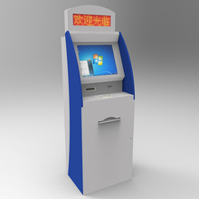 Professional Automated Cash Payment Machine,Touch Screen Bill Payment Kiosk Price