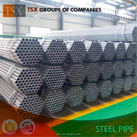 TSX-GI217 galvanized steel pipe/tube 8 free/tube8 chinese Sino Steel