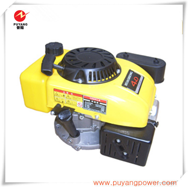 CE approval 4Hp 160FLA vertical shaft petrol motor