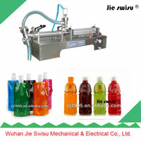 small business flavoured water filling machine