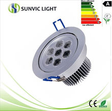 2013 hot sell high power 7w ceiling fan remote control