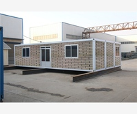 europe style luxery mobile shipping container for bulk liquid