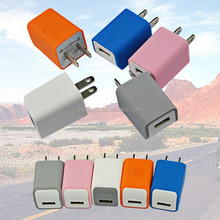 2015 SCGK charger hot &High quality New colorful EU USB Wall Home Charger AC Adapter EU Plug EU usb charger for smartphone TC001