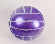 wholesale PVC inflatable 22cm 100g volleyball toy ball small ball