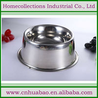 Deep stainless steel dog dish,Popular & Cheap Stainless Steel Pet Dish/Dog Bowl/Pet Feeder