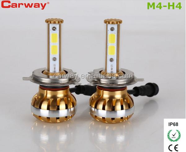 head lights for cars led headlight h1 h3 h4 H7 h11 h13