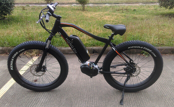 Good performance MTB central motor electric bike for ladies