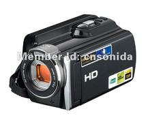 tv out web use digital video camera camcorder 16 digital zoom up to 16.0MP 3.0-inch rotation screen 1080P full 603S