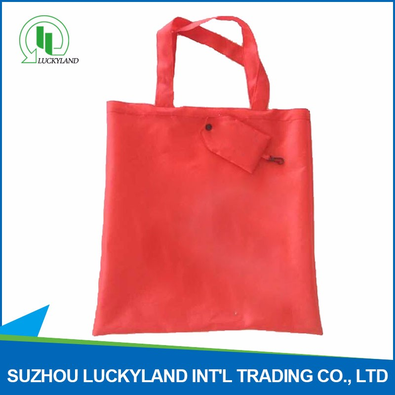 Custom Promotional Gift Foldable Pp Printed Garment Cheap Drawstring Tote Fabric Laminated Recyclable Non Woven Bag