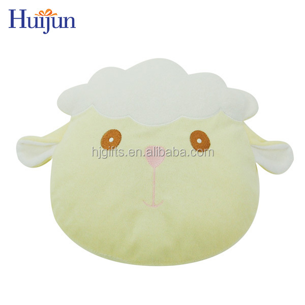 2017 Popular animal shape soft gift baby style wholesale pillow cases