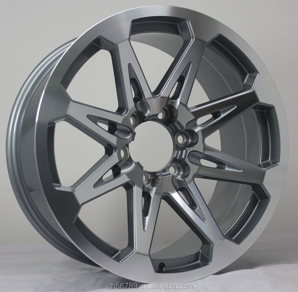 20 inch high quality replica alloy car wheel rims for Toyota