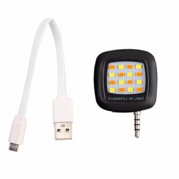 2017 Shenzhen Factory Hot Sale Mobile Phone Selfie LED Flash light Fill-in Light For IPhone 8 For Samsung s8