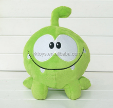 Cute baby doll toys plush ball toy flexible ball toy