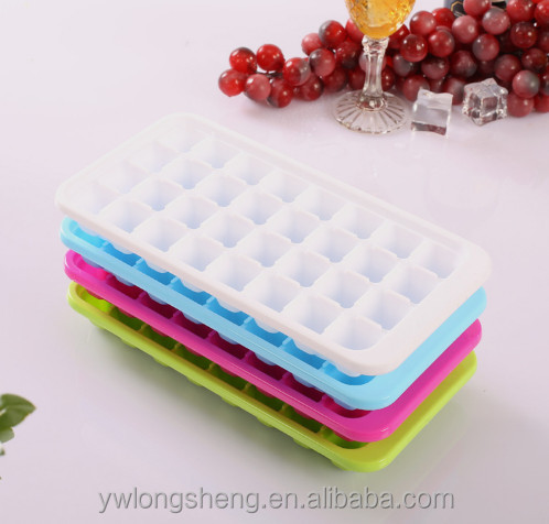 32 grids pp ice cube tray mold