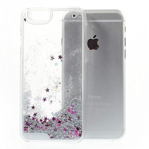 hard back TPU glitter phone case for samsung
