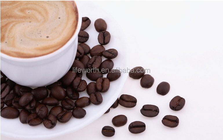 Instant coffee mix 200g, dark roast coffee with lingzhi extract