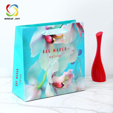 high quality recyclable transparent art paper yoga free sample tote bag
