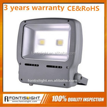 3 years warranty IP65 COB 150W square led flood light