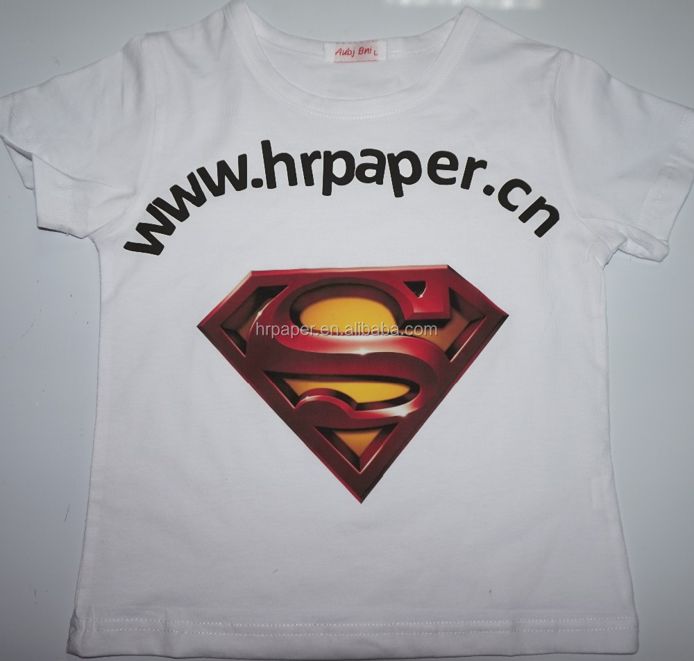 NEW update laser no cut dark T-shirt transfer paper self weeding for t-shirt bag cup