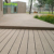 Good Quality Grooved Wood CompositeDecking  Panel without Coating