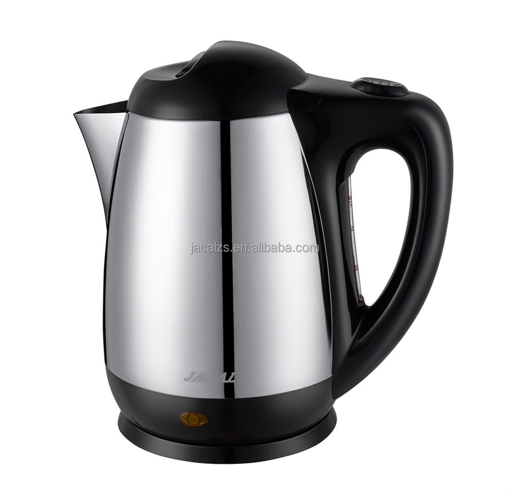 1.7L 220V wholesale cordless electric kettle with water scale-GL-B04E8