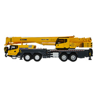 High cost performance Truck Crane Model die cast scale model car toy car