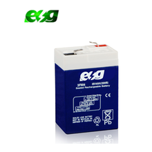 6V4AH storage maintenance free battery