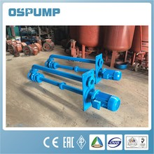 YW Type Submerged Sewage portable sump pump