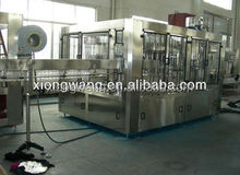 fruit juices/tea hot drink production line