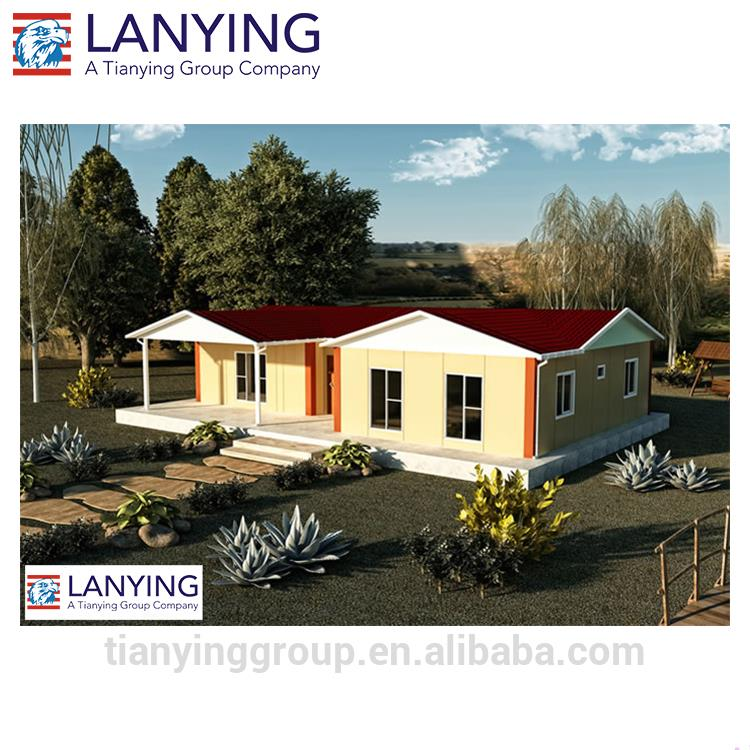 Mini Mobile Homes prefeb house with low price and good quality.