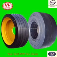 Well reputed china tire supplier off road wheels10.00-20, 12.00-20 wheel rim assembly