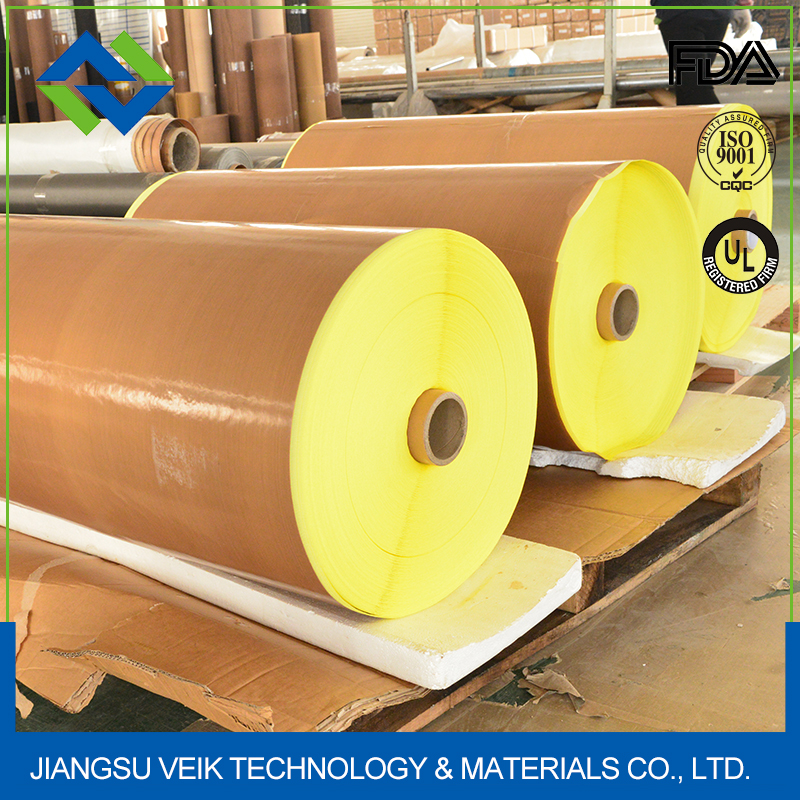 heat resistance Insulation material ptfe coated fabric made in china