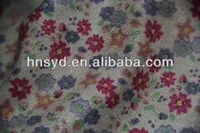 100%polyester high quality deerskin suede fabric