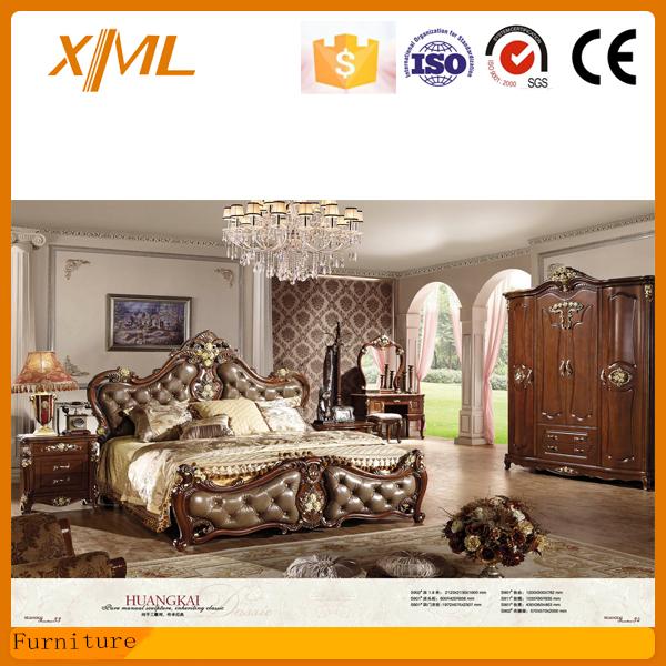 Antique Bedroom Furniture Carved Solid Wood King Size Bed Buy Carved Solid Wood King Bed Hand