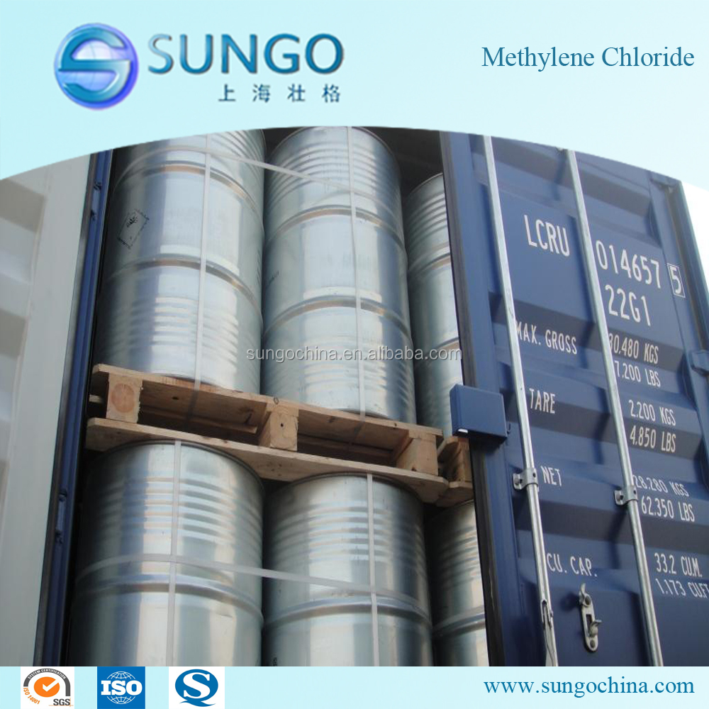 Factory Price Methylene Chloride/Dichloromethane MC
