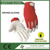 Lujiang Brand High Quality Goat Leather Work Gloves For Graden Work