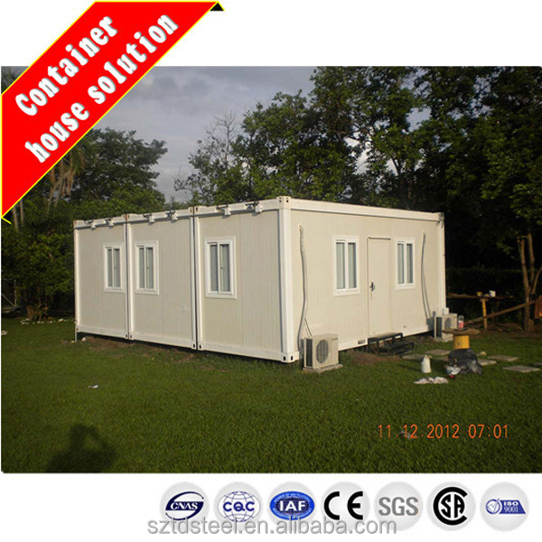 Customized economic new cargo container prices