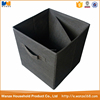 Basket Bin Non-Woven Foldable Storage Cube---S15-804