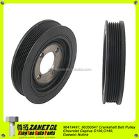 96419497 96350547 New Engine crankshaft Pulley for Chevrolet Captiva C100 C140 Daewoo Nubira
