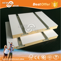 Factory Direct Slotted MDF Board / Slat Wall MDF Panel