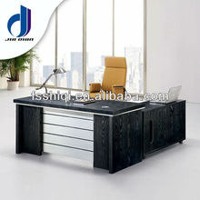 Laminated wooden office furniture office desk (YR201T07)