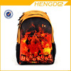 cool waterproof teens popular school backpack pratical backpack sky travel backpack