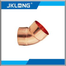 copper fitting 45 degree copper elbow