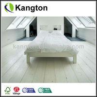 Wide plank european oak solid wood flooring