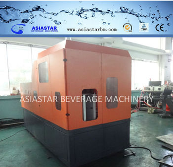 New automatic PET bottle producing machine