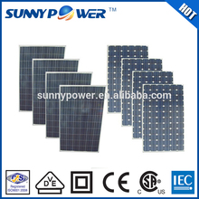 Professional manufacture made Full certificate solar panel price