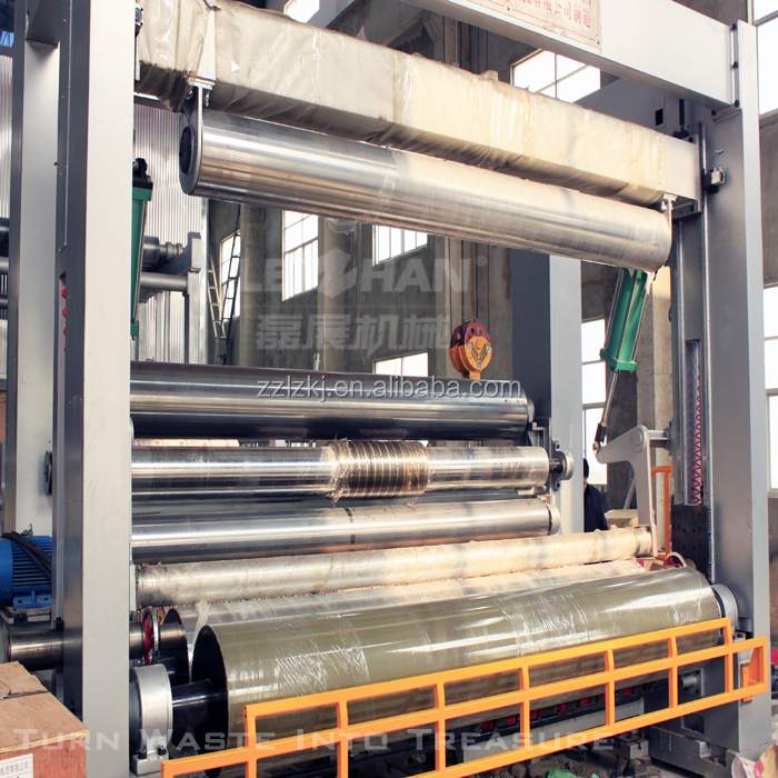Leizhan company seeking investor rewinding machine for paper, toilet paper rewinding machine